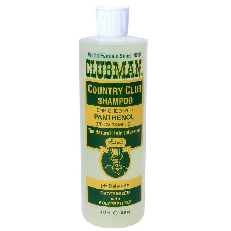 Sampon cu Pantenol si Proteine - Clubman Pinaud Country Club Shampoo 473 ml imagine
