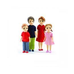 Figurine familia Thomas și Marion, Djeco