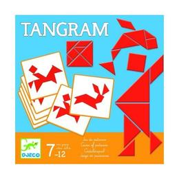 Joc creativ si de inteligenta tangram, Djeco