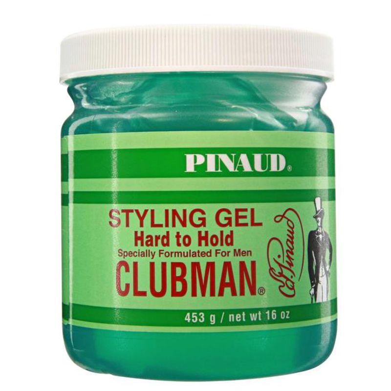 Gel cu Fixare Puternica - Clubman Pinaud Styling Gel Hard to Hold 453 ml