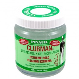Imagine indisponibila pentru Gel cu Fixare Extrema - Clubman Pinaud Styling Gel Extreme Hold 453 ml