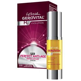 Ser Perfect Anti-Age - Gerovital H3 Evolution Perfect Anti-Aging Serum, 15ml