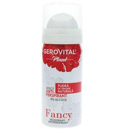 Deodorant Antiperspirant Gerovital Plant - Fancy, 40ml