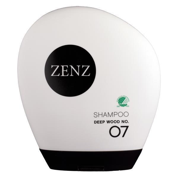 Sampon de par organic Deep Wood No.07 - Zenz Organic Products, 250 ml poza