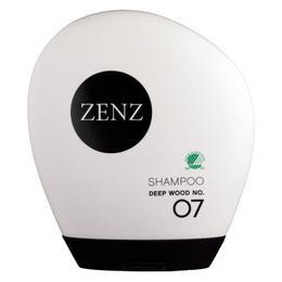 Sampon de par organic Deep Wood No.07 - Zenz Organic Products, 250 ml