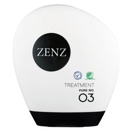 Tratament organic pentru par Pure Treatment No.03 - Zenz Organic Products, 250 ml
