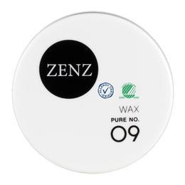 Ceara pentru par Styling Wax Pure No.09 - Zens Organic Products, 75 g