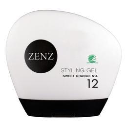Gel de par organic Sweet Orange No.12 - Zenz Organic Produts, 130 ml