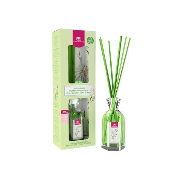 Odorizant cameră Cristalinas 0% alcool Regina Nopţii - senzualitate, 180 ml esteto.ro