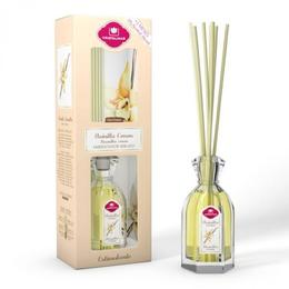 Odorizant cameră Cristalinas 0% alcool Vanilie Cream - stimulare, 90 ml