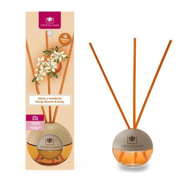 Odorizant sfera Cristalinas 0% alcool Floare de portocal şi mandarină - armonie, 20 ml imagine produs