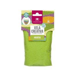 Rezervă lumânare parfumata - Cristalinas - creativă Verde - Smochine 175 gr