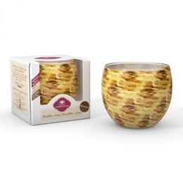 Lumânare naturală parfumata Cristalinas Sleever - Vanilie Cream (30 ore)