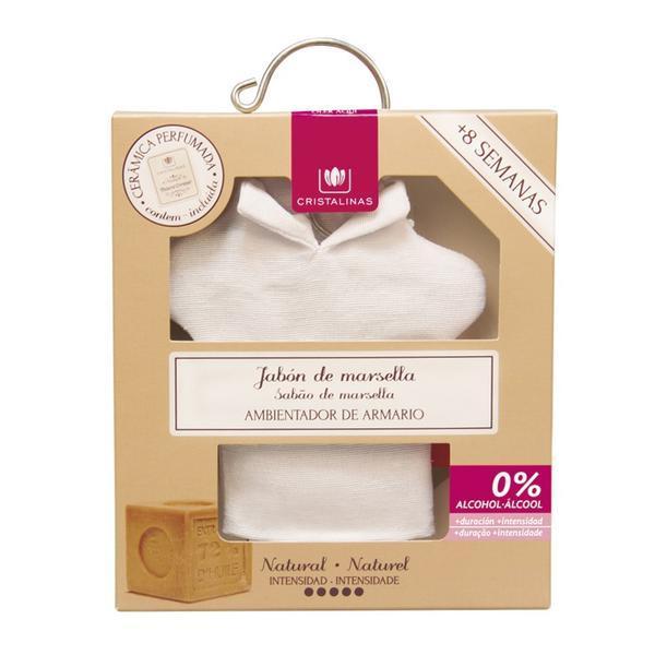 Odorizant dulap Cristalinas - sapun de Marsilia, natural imagine produs