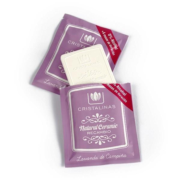 Rezerva odorizant dulap Cristalinas - lavanda si liliac, linistitor imagine produs