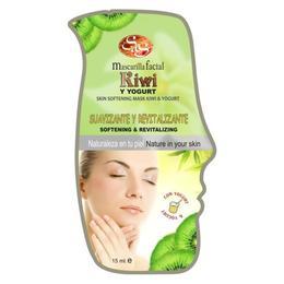 Mască faţă kiwi & iaurt - Laboratorio Sys - 15ml
