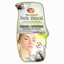 Mască faţă perlă naturală - Laboratorio Sys - 15ml