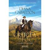 Crucea de foc vol. 1 (Seria Outlander, partea a V-a) Diana Gabaldon - editura Nemira