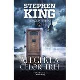 Alegerea celor trei (Seria Turnul Intunecat, partea a II-a, 2018) Stephen King - editura Nemira