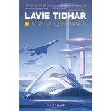 Statia Centrala Lavie Tidhar - editura Nemira