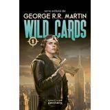 Wild Cards George R.R. Martin - editura Nemira