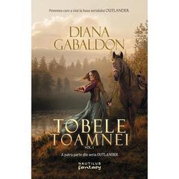 Tobele toamnei vol. 1 (Seria Outlander, partea a IV-a) Diana Gabaldon - editura Nemira