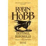 Destinul bufonului (Trilogia Omul Aramiu, partea a III-a) Robin Hobb - editura Nemira