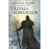 Urzeala tronurilor (Seria Cantec de gheata si foc, partea I, ed. 2017) George R.R. Martin - editura Nemira