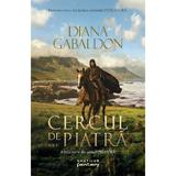 Cercul de piatra vol. 1 (Seria Outlander, partea a III-a) Diana Gabaldon - editura Nemira