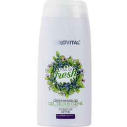 Gel de Dus Crema - Gerovital Cream Shower Gel - Full of Fresh, 250ml