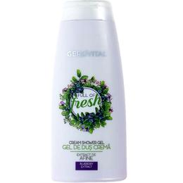 Gel de Dus Crema - Gerovital Cream Shower Gel - Full of Fresh, 400ml
