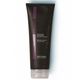 Masca Coloranta Restructuranta Violet - Oyster Cosmetics Directa Purple Restructuring Color Mask 250 ml