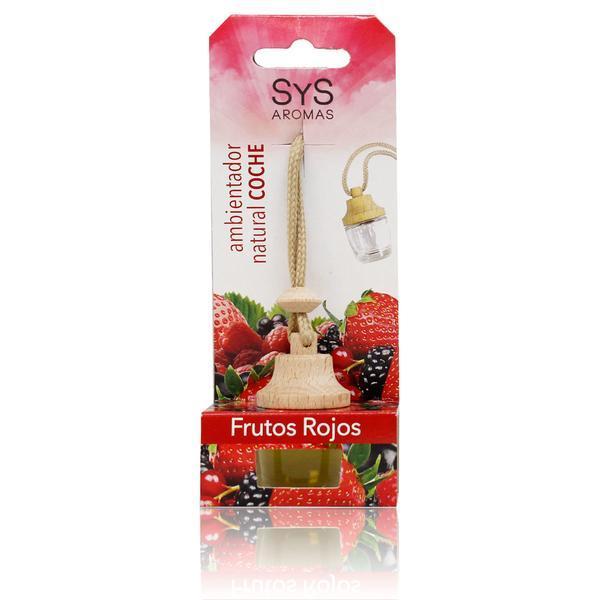 Odorizant auto Laboratorio SyS - fructe roșii 7 ml imagine produs