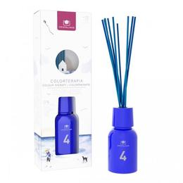 Odorizant premium Albastru 0% alcool Cristalinas - calmitate, flori marine 125 ml