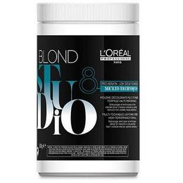 Pudra Decoloranta - L'Oreal Professionnel Blond Studio Multi-Techniques Lightening Powder, 500g