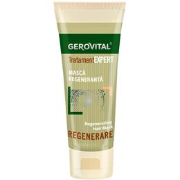 Masca Regeneranta - Gerovital Tratament Expert Regenerating Hair Mask, 150ml