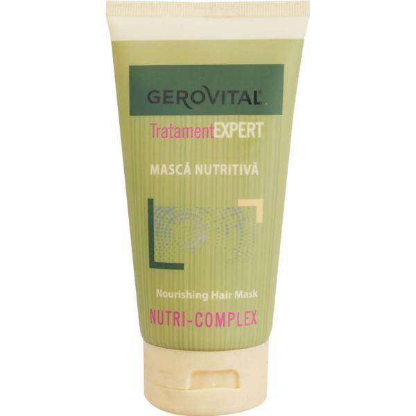 Masca Nutritiva - Gerovital Tratament Expert Nourishing Mask, 150ml imagine