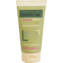 Masca Nutritiva - Gerovital Tratament Expert Nourishing Mask, 150ml