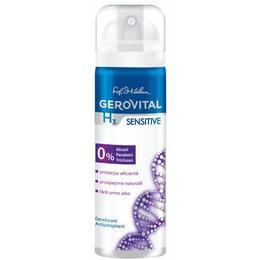 Deodorant Antiperspirant Gerovital H3 Evolution - Sensitive, 150ml