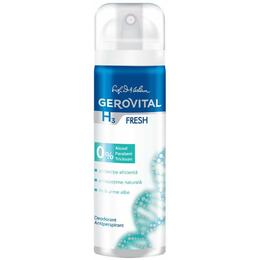 Deodorant Antiperspirant Gerovital H3 Evolution - Fresh, 150ml