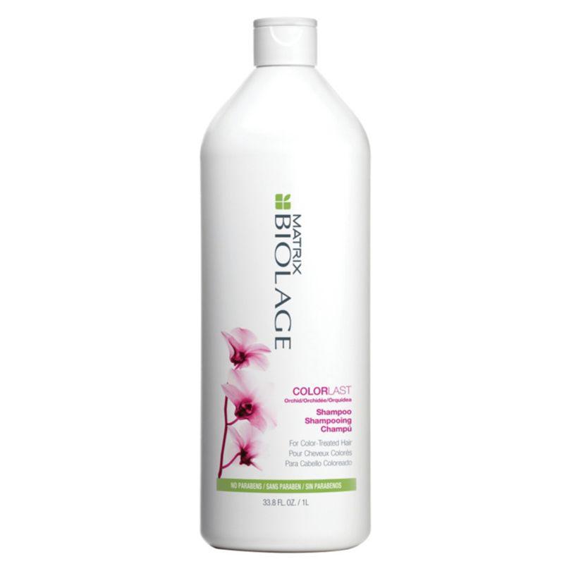 Sampon pentru Par Vopsit - Matrix Biolage Colorlast Shampoo 1000 ml imagine