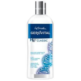 Emulsie Hidratanta Demachianta 2 in 1 - Gerovital H3 Classic 2 in 1 Moisturizing Cleanser, 200ml