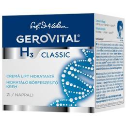Crema Lift Hidratanta de Zi - Gerovital H3 Classic Moisturizing Lift Cream, 50ml