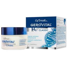 Crema Intensiv Hidratanta - Gerovital H3 Classic Intensive Moisturizing Cream, 50ml