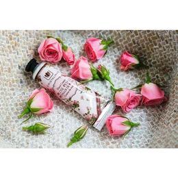 Ser de maini Cristalinas - petale de trandafiri 30 ml