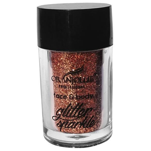 Pigment Glitter + Primer make-up Oranjollie Face&Body 02