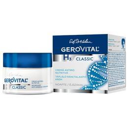 Crema Antirid Nutritiva de Noapte - Gerovital H3 Classic Nourishing Anti-Wrinkle Cream, 50ml