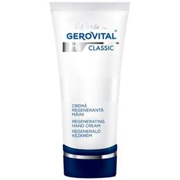 Crema Regeneranta Maini - Gerovital H3 Classic Nourishing Anti-Wrinkle Cream, 100ml