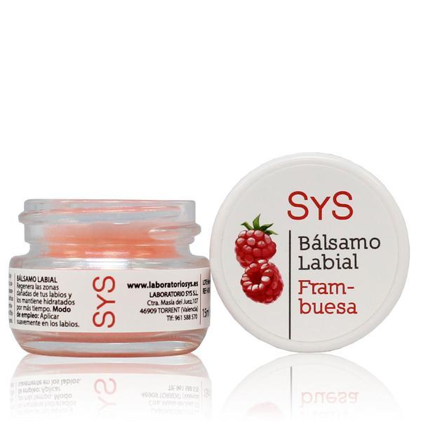 Balsam de buze Laboratorio SyS - zmeură 15 ml imagine produs