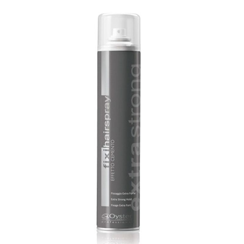 Fixativ cu Fixare Ultra Puternica - Oyster Fixi Hairspray Extra Strong Hold 400 ml imagine produs
